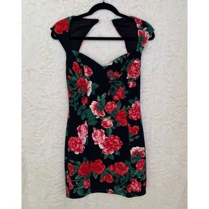 NWT Guess floral dress